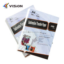 Factory direct ceramic decal transfer sublimation paper A4 A3 size