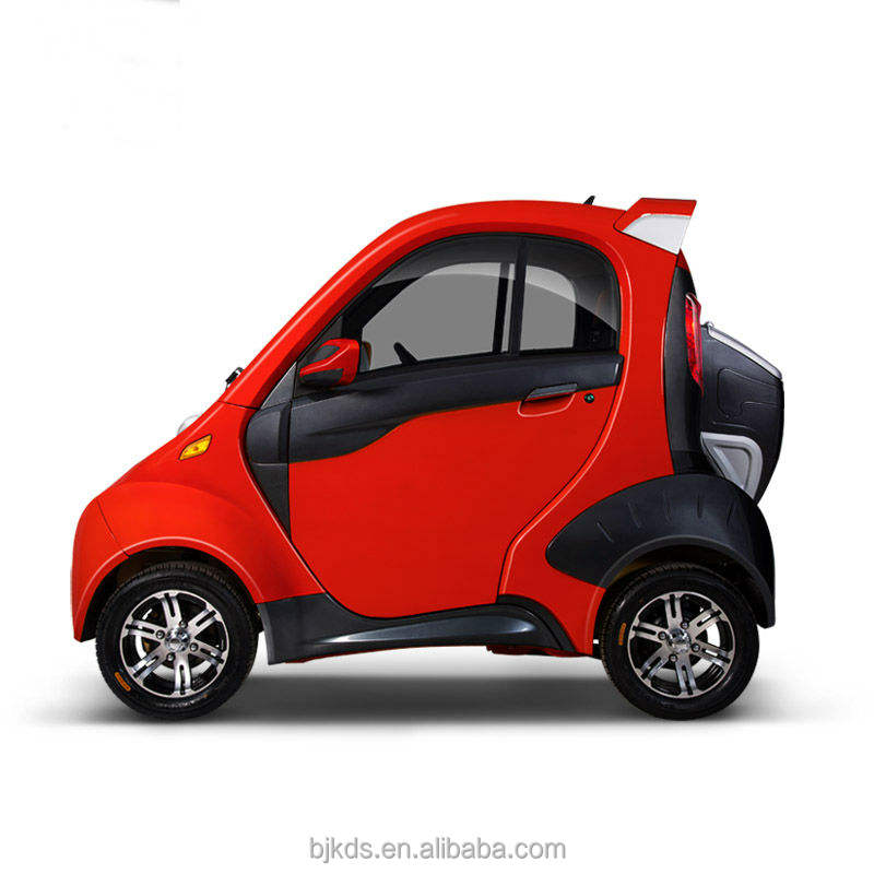 High Quality EEC Four Wheel Enviormental Mini Electric Car