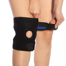 Customized Sport Open Patella Sibote Knee Support Brace