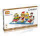 world best selling product creative cartoon figure building block toy for christmas