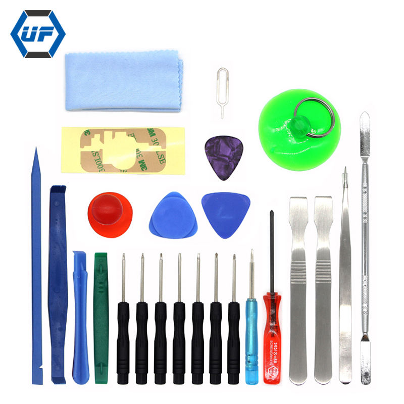 25 in 1 Disassemble Household Computer Mobile Phone Camera Repair Screwdriver Kit Popular Hand Tools Sets