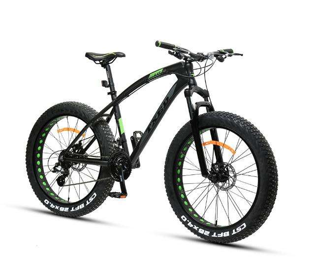 fat tyre 26 inch men mountain bicycle for Men Suspension fork Mtb bicycle