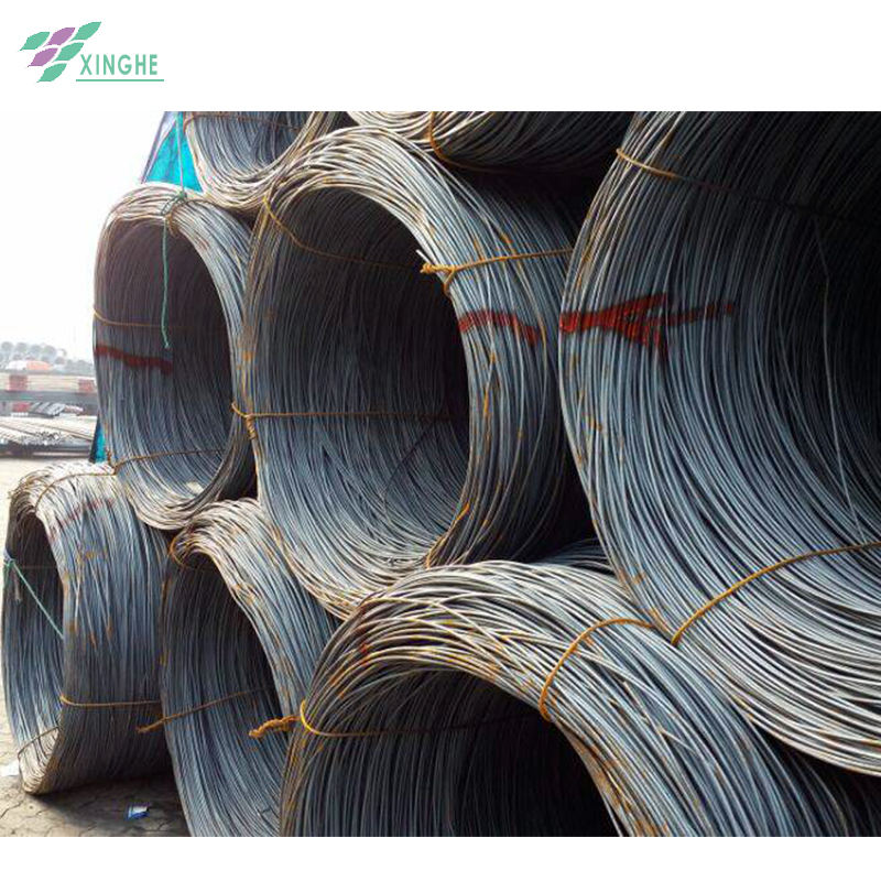 Alat Baja Hot Rolled Steel Sae 1006 1008 Wire Rod Coil
