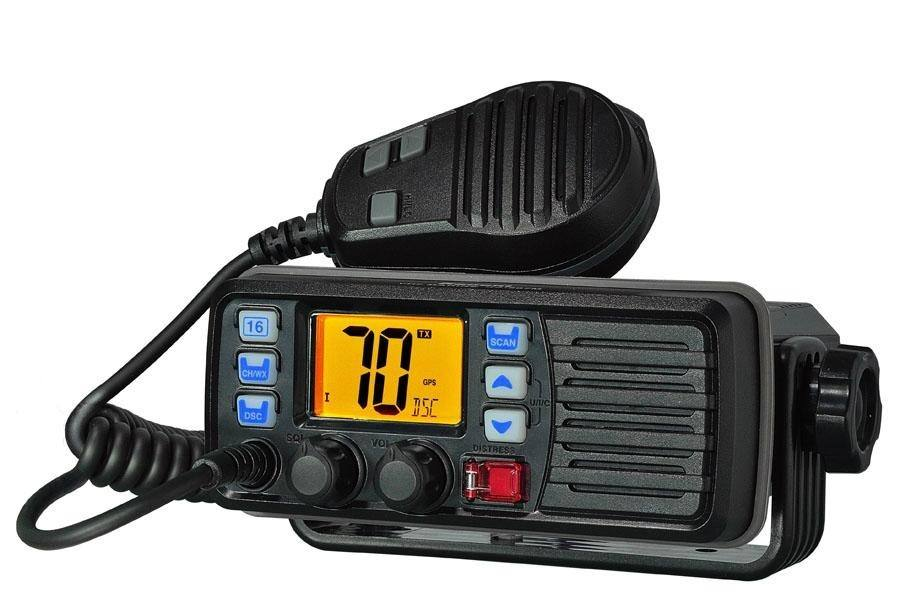 TC-507M Dual Bands Frequency Watch and Buil-in DSC portable marine base radio
