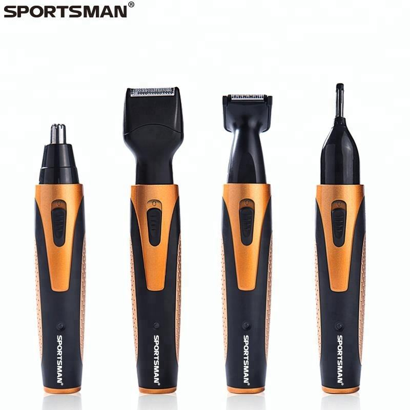 Sportsman 409S USB Rechargeable Nose Ear Hair Trimmer