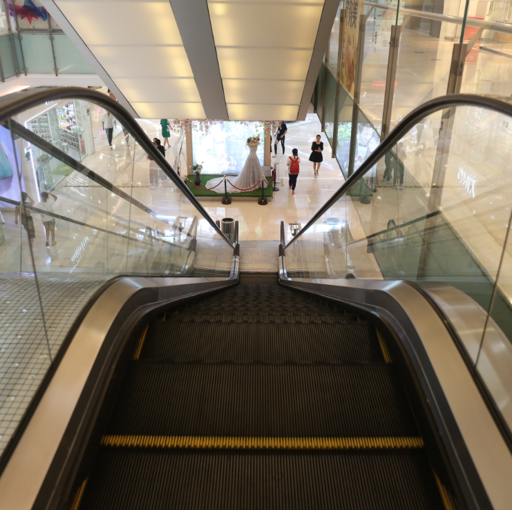 Guangri Escalator A Moving Staircase,Large Height Escalator