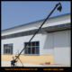 Remote PT head square cross section 418 professional jimmy jib Video Camera Crane for sale