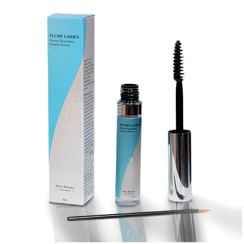 OEM Korea Cosmetics Organic Eyelash Enhancer Serum