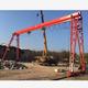 5 tons simple structure gantry crane