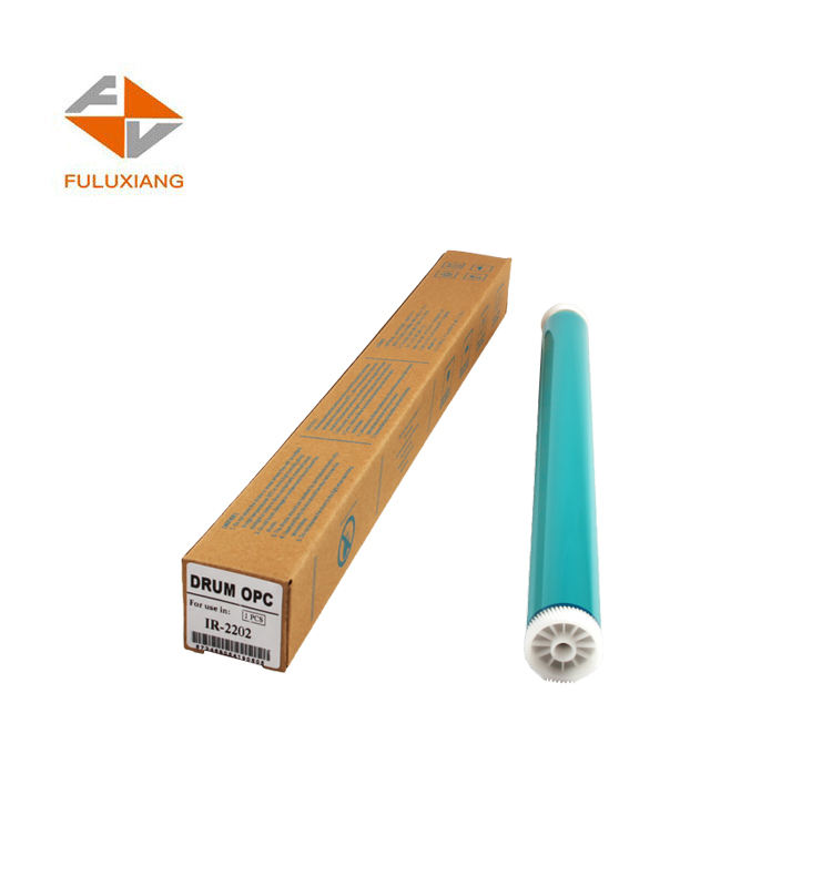 FULUXIANG Compatible IR2202 IR-2202 NPG-59 for Canon IR2002 IR2202 IR2002 OPC Drum Toner Cartridge
