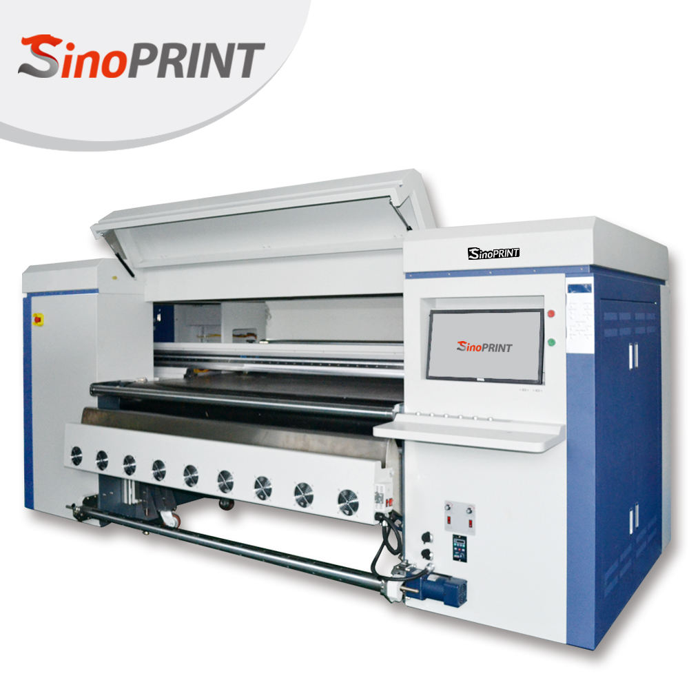 1.8 M Empat Jenis Selimut Tekstil Digital Printer DX5