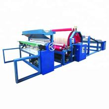 TH-120E Multifunctional Foam with Fabric Laminating Machine