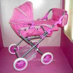 Baby Doll Stroller & Toy for girls
