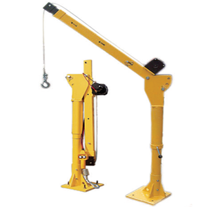 used equipment cargo crane truck pickup hydraulic crane for sale