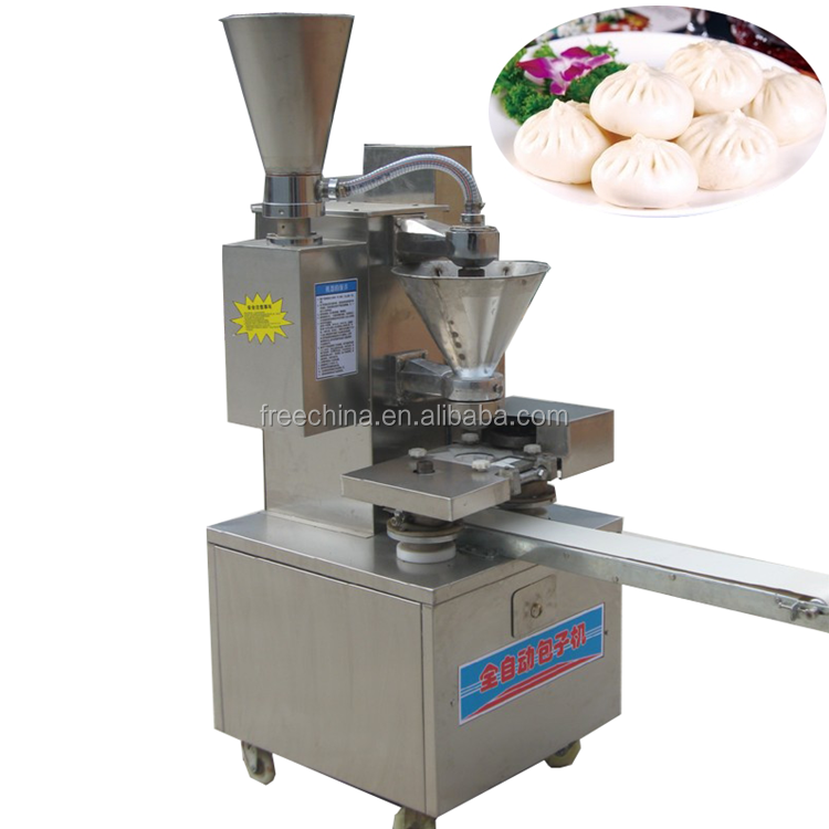 Widely application steamed stuffed bun filling machine/automatic steamed stuffed meat bun equipment
