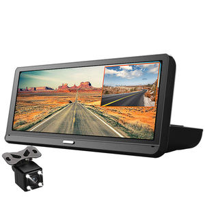 8 inch Car GPS Navigation DVR FHD 1080p Android Car Camera Video Recorder 4G ADAS Night Vision WiFi Remote Surveillance Dashcam