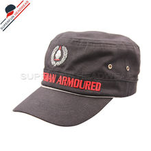 Embroidery legionnaire army hat military cap