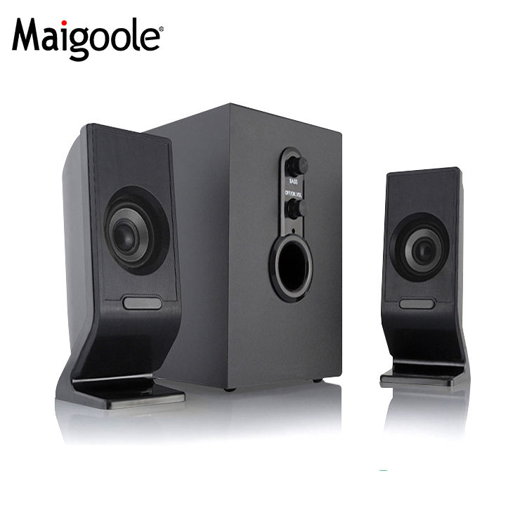 Mini Powered Subwoofer, 2.1 Speaker, Speaker Wireless