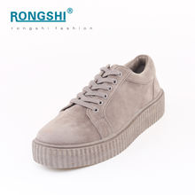 Best price creeper fancy ladies footwear casual shoes for women