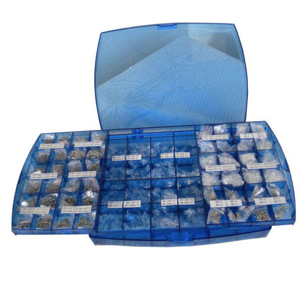 CT058 eyeglass nose pads and screws kit