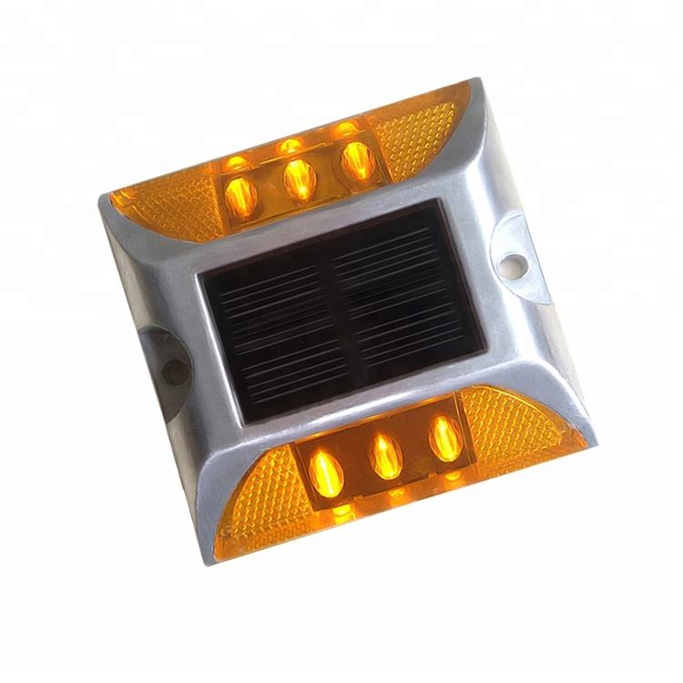 Solar stud road led solar cat eyes road stud for Highway Parking