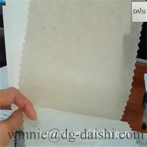 free samples Wax coated Paper for Embroidery Backing to improve embroidery quality Factory China manufacturer