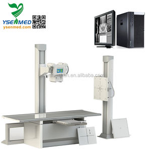High Frequency DR system 50kw Digital Radiography Fixed X-ray machine