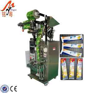 Top Grade China Suppliers Electrolyte Glitter Toner Powder Packing Machine