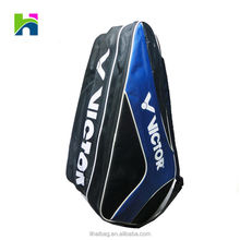 Professional badminton racket bag tennis thermal bag 6 pairs squash bags