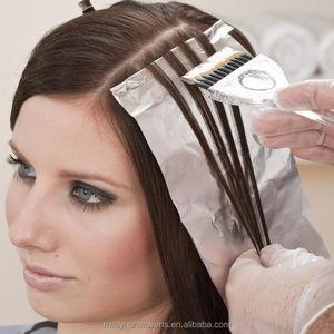 Promotion Pop-up Aluminum Foil Sheet for Hairdressing