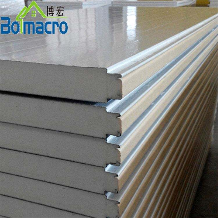 Factory Supply Pu Sandwich Panel For Prefab Home Price