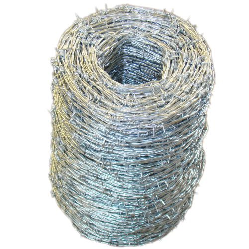 China Factory price Hot Sales PVC barbed iron /wire Galvanized Barbed Wire