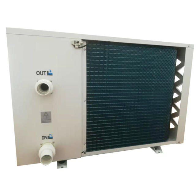 DTSP038N8 ari source air to water heat pump water heater for 40-80m3 swimming pool