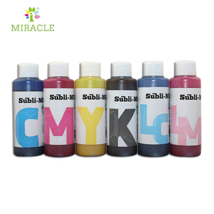 heat transfer ink, sublimation ink for cotton fabric ,sublimation ink 100ml
