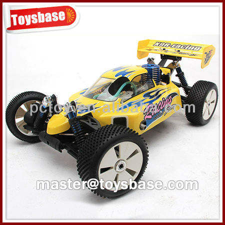 One-speed 1/8 Nitro 4WD RC Buggy