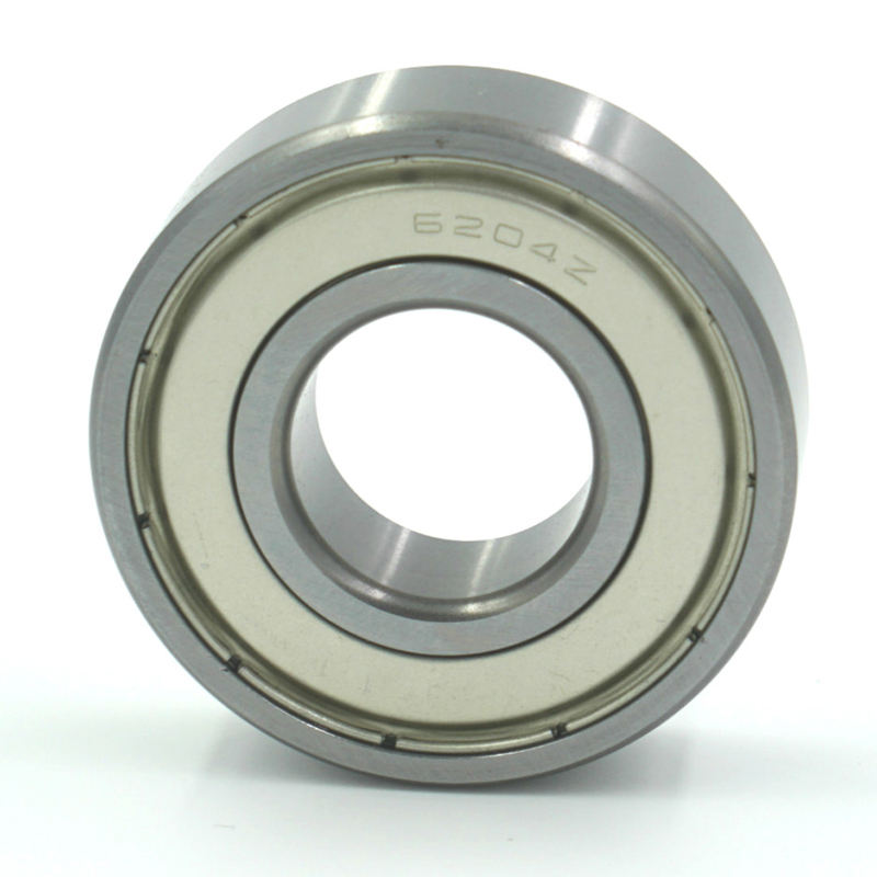 Stainless Steel SS 6204 ZZ Ball and Roller Bearing