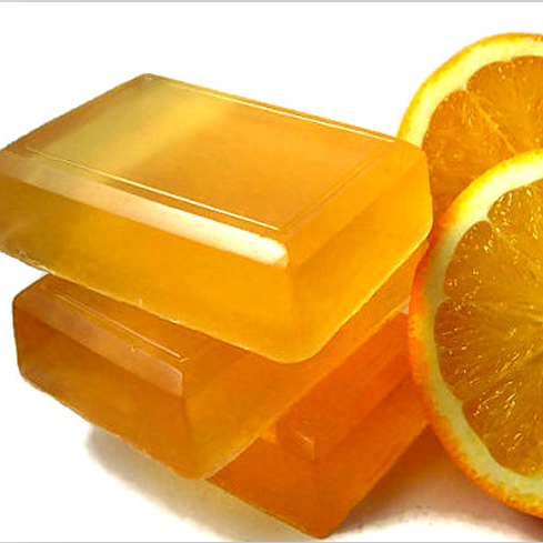 Transparent Palm Oil Hand Made Soap 200g Melt and Pour Soap Base