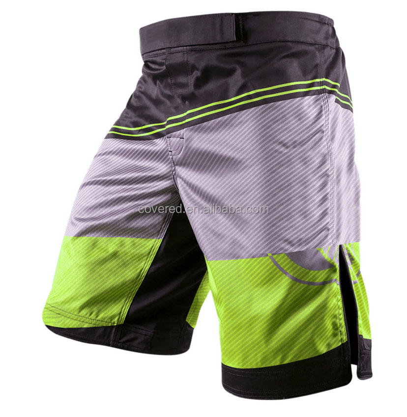 Make your own blank mma shorts wholesale