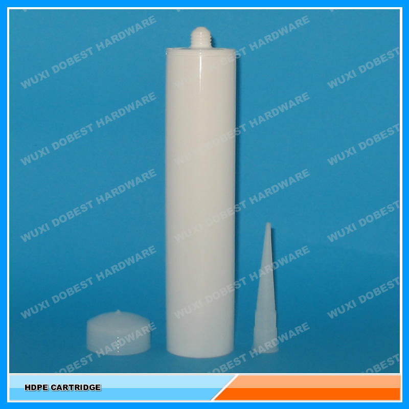 Hoge kwaliteit siliconenkit cartridge/vet cartridge/epoxy cartridge