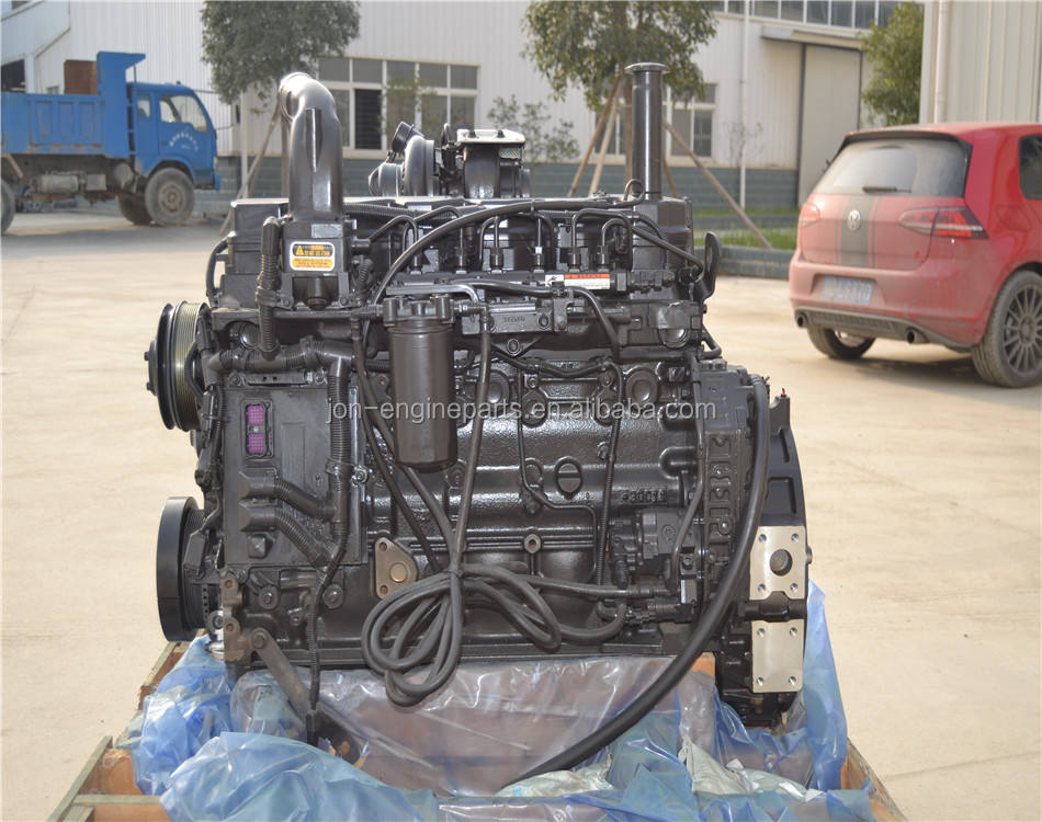 high quality Water cooling Cummins qsb6.7 qsb 6.7 CM850 qsb 67 machinery engine used for PC200-8 PC210-8 PC240-8