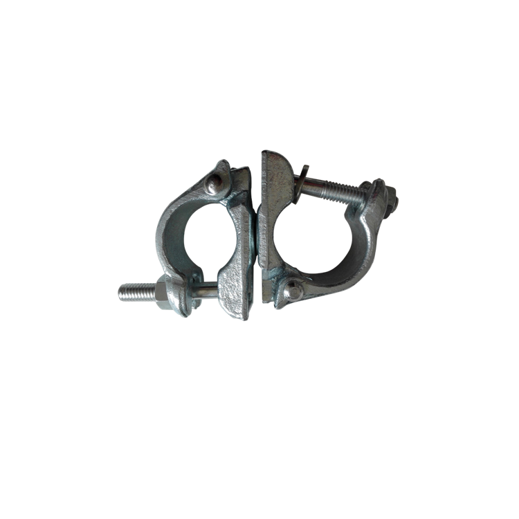 Q235 Steel Scaffolding forged swivel coupler
