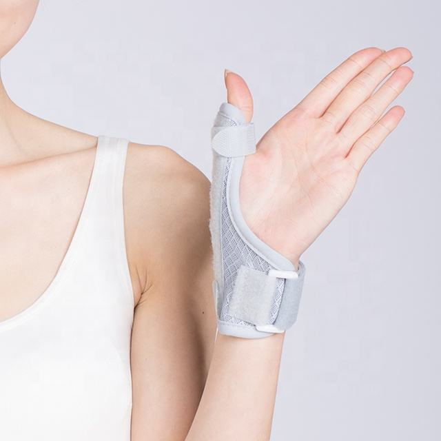 Wrist Brace and Thumb Support Breathable | Right & Left Hand | Relief Pain for Carpal Tunnel, Arthritis Wrist & Thumb