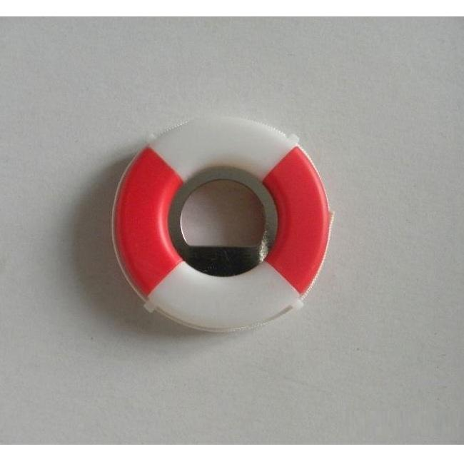 ABS life buoy bottle opener