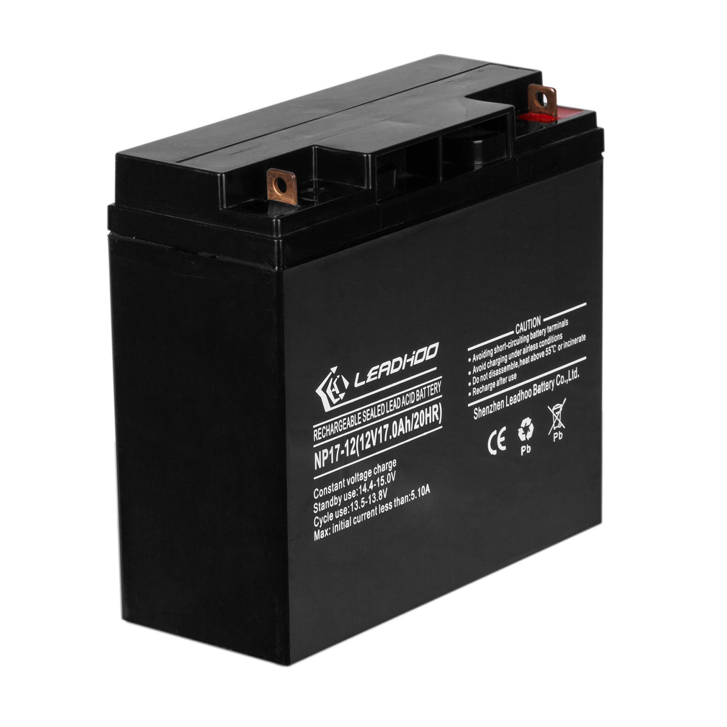 ready to ship 12v rechargeable 12v 17ah 20hr solar deep cycle sealed battery
