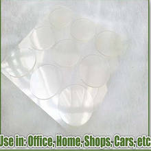 Die Cut Silicone gel sticky pads