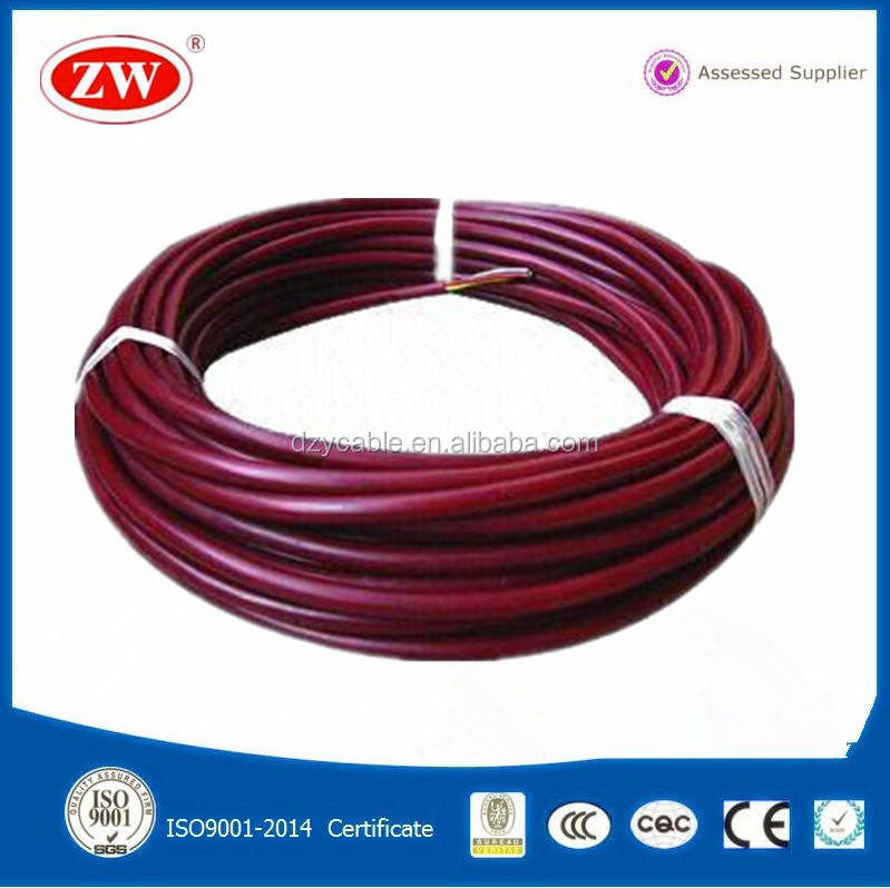 Copper Xlpo Cable XLPO Jacket And Power Station Application Solar Cable