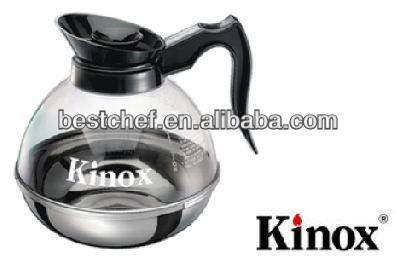 Kinox Coffee decanters Decaf with stainless steel bottom