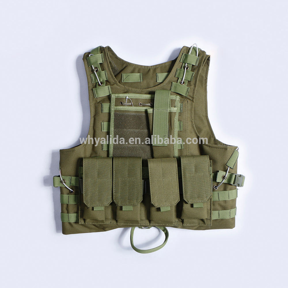 military combat camouflage breathable multicam vest