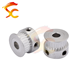 1056#Small motor pulleys Aluminum MXL 25 teeth bore 6mm timing belt width 6mm Pulleys wheels,timing pulley
