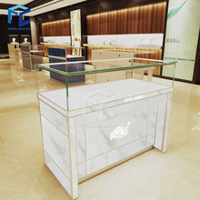 Professional design shop counter for jewelry shop counter design images